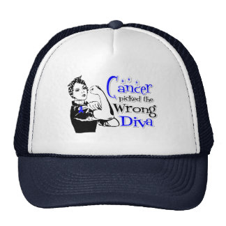 Anal Cancer Picked The Wrong Diva Hats