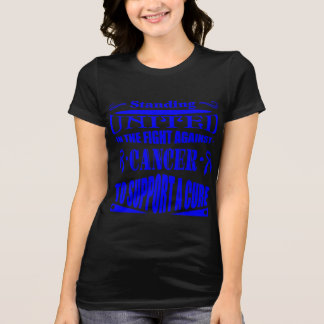 Anal Cancer Standing United Tee Shirts