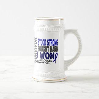 Anal Cancer Survivor 4 Coffee Mug