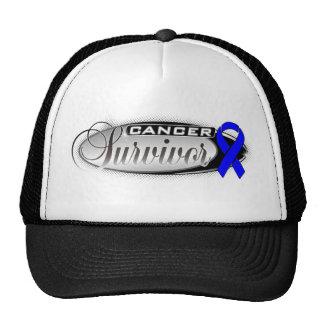 Anal Cancer Survivor Cap