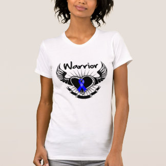 Anal Cancer Warrior Fighter Wings T Shirts