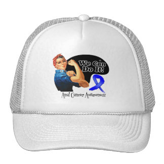 Anal Cancer We Can Do It Rosie The Riveter Cap
