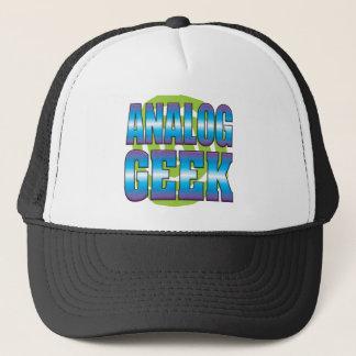Analog Geek v3 Trucker Hat