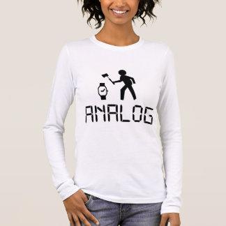 Analogue Long Sleeve T-Shirt