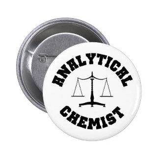 Analytical Chemist Button