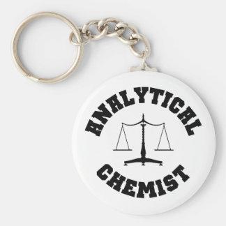Analytical Chemist Keychain