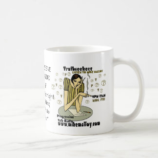 ANALYTICAL TRUTHSEEKER COFFEE MUG