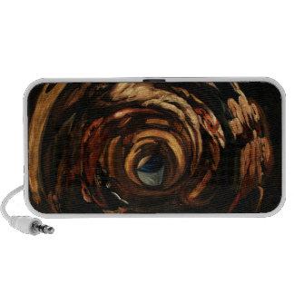 Anamorphosis of Rubens Travel Speaker