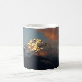 Anapurna Sunset Coffee Mug
