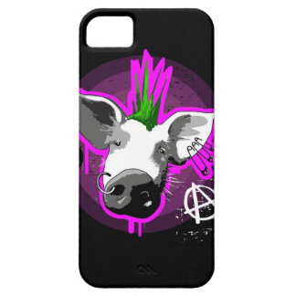 Anarchist Pig iPhone 5 Case