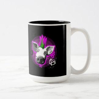 Anarchist Pig Mug