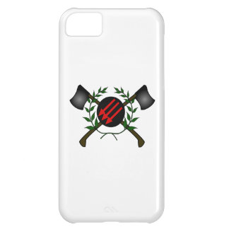 Anarchist Skinhead Communist Skin Head Red/Anarchy Cover For iPhone 5C