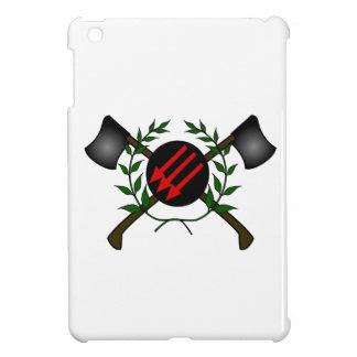 Anarchist Skinhead Communist Skin Head Red Anarchy iPad Mini Case
