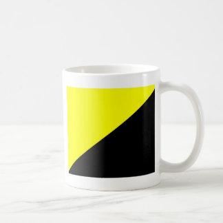 Anarcho Capitalist Flag Classic White Coffee Mug