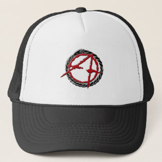 Anarcho Nihilist Alliance cap