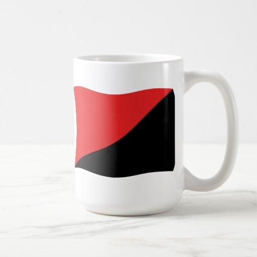 Anarcho-Syndicalism Flag Mug