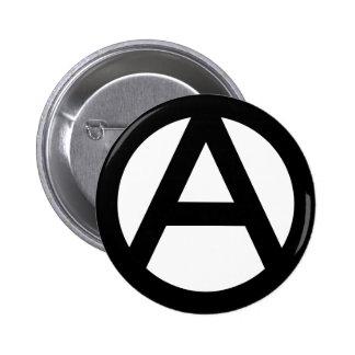 Anarchy 6 Cm Round Badge