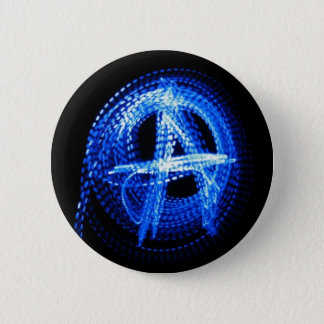 Anarchy 6 Cm Round Badge