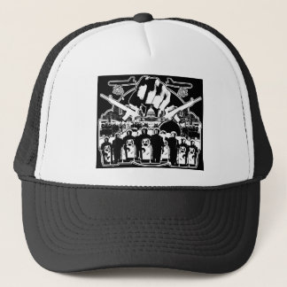 Anarchy at the 33rd Degree Trucker Hat