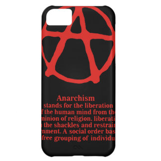 Anarchy Case For iPhone 5C