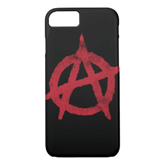 Anarchy Circle A iPhone 7 Case