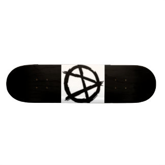 anarchy custom skate board