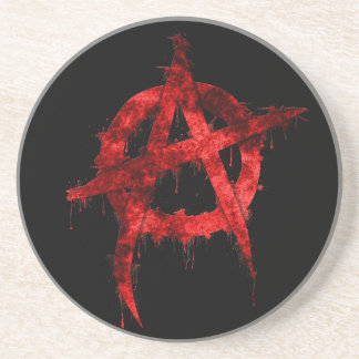 Anarchy Drink Coasters