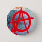 Anarchy Graffiti 6 Cm Round Badge