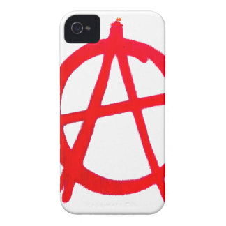 Anarchy Graffiti iPhone 4 Cover