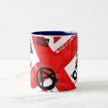 """""""Anarchy In the UK"""" Coffee Mugs"""