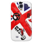 """""""Anarchy In the UK"""" Galaxy S4 Case"""