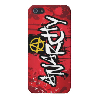 Anarchy! iPhone 4 Speck Case iPhone 5/5S Cases