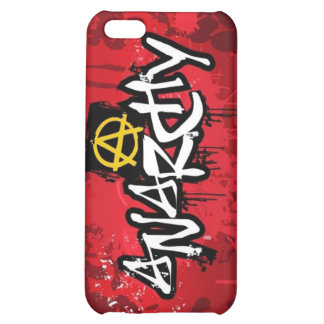 Anarchy! iPhone 4 Speck Case iPhone 5C Cover