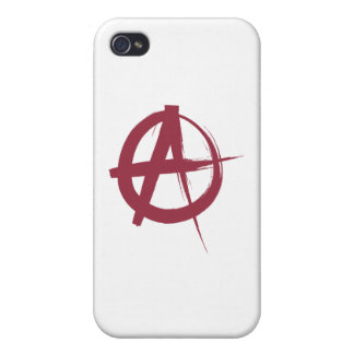 Anarchy iPhone 4/4S Case