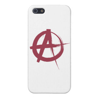 Anarchy iPhone 5 Cover