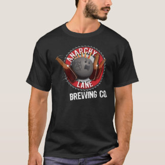 Anarchy Lane Brewing Company - Punk Ball T-Shirt