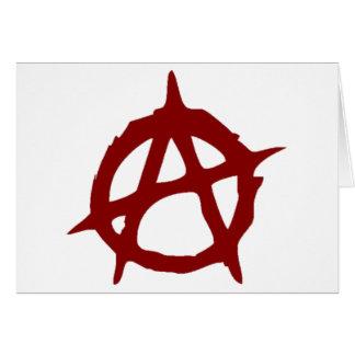 Anarchy - ONE:Print Card