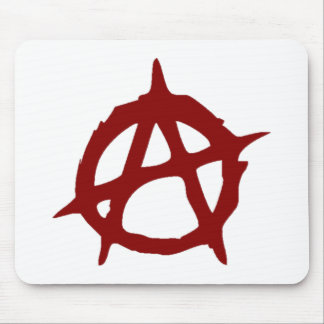 Anarchy - ONE:Print Mouse Mat