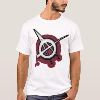 Anarchy punk rock music T-Shirt