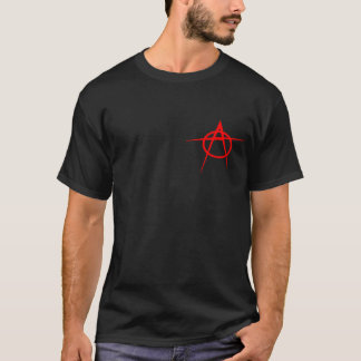 Anarchy Red T-Shirt