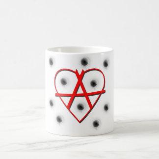 Anarchy Symbol Coffee Mug
