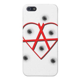 Anarchy Symbol iPhone 5/5S Case