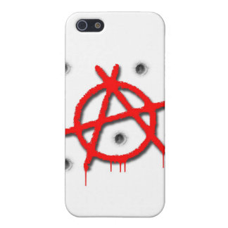 Anarchy Symbol iPhone 5/5S Cover