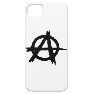 Anarchy Symbol iPhone 5 Cases