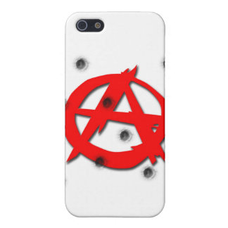 Anarchy Symbol iPhone 5 Cover