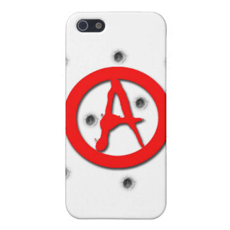 Anarchy Symbol iPhone 5 Covers
