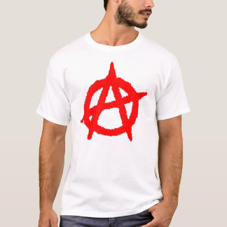 Anarchy Symbol T-shirt
