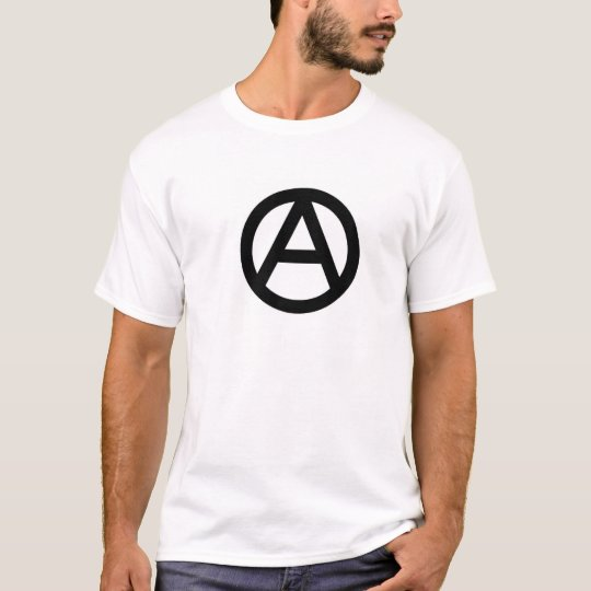 Anarchy symbol, with definition T-Shirt