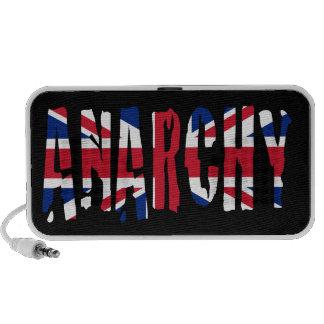 Anarchy UK Doodle Speaker