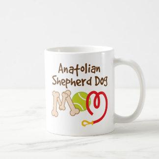 Anatolian Shepherd Dog Breed Mom Gift Classic White Coffee Mug